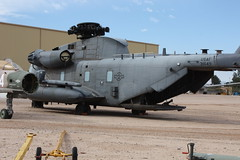 Sikorsky MH-53 Pave Low - waiting for Restoration