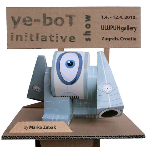 ULUPUH ye-boT initiative show