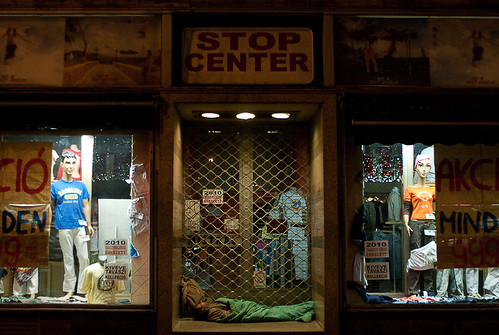 Stop Center