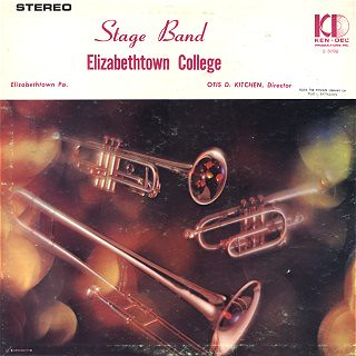 Elizabethtown College Stage Band