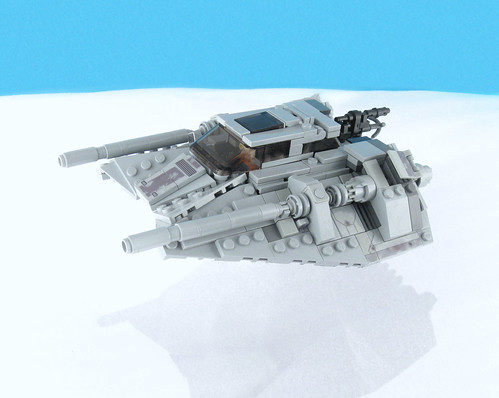 T-47 Snowspeeder - Updated