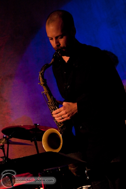 New Standard Jazz Quintet at Tango Del Rey 32110 © Michael Klayman-005