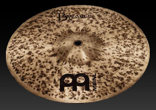 Meinl hand-hammered cymbal