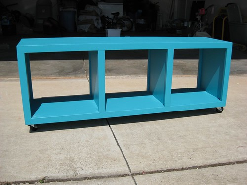 build a cubby bench
