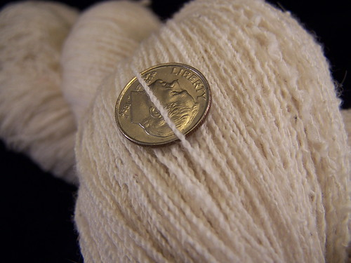 Wedding shawl yarn