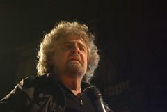 Grillo sul palco #3