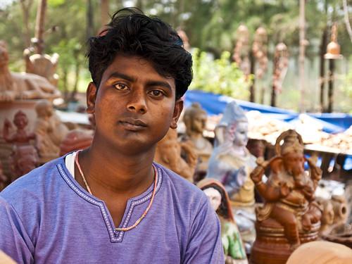 The Pot Seller - Dilip Kumar