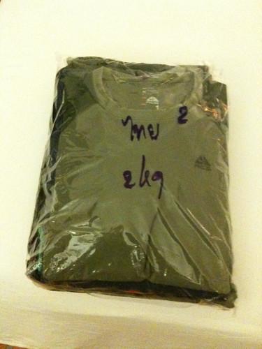 Ultimate laundry folding