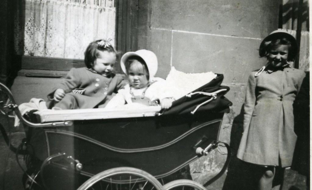 Margaret and Carol,1957