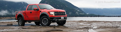 2010 Ford Raptor SVT (Auto Exposure Canada) Tags: red ford truck mud offroad 4x4 dirt raptor svt fordraptor 2010russellpurcell