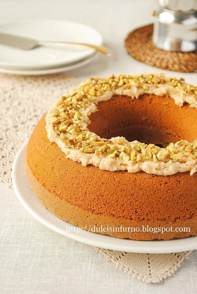 Ciambella al Caffè-Coffee Cake