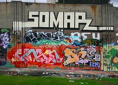 Somar, Enron, Dio420 (funkandjazz) Tags: california graffiti oakland dio eastbay hcm dtm nr mdr sbs enron dio420 somar