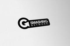 Smashing Network Logo (The Logo Smith) Tags: logo design symbol icon identity branding logotype logodesign grahamsmith brandmark logomark typemark logodesigner smashingmagazine imjustcreative