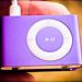 90/365: Purple Shuffle