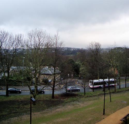 Ranmoor window view 1