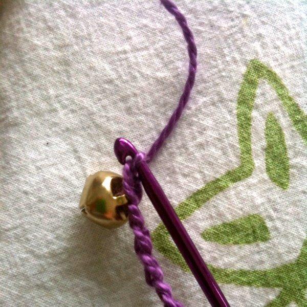 Step 4 Jiggle Bell Tut