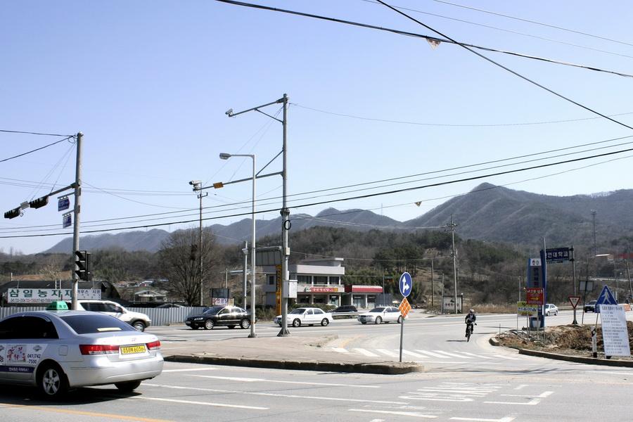 Yeonsan-Yangchon Intersection