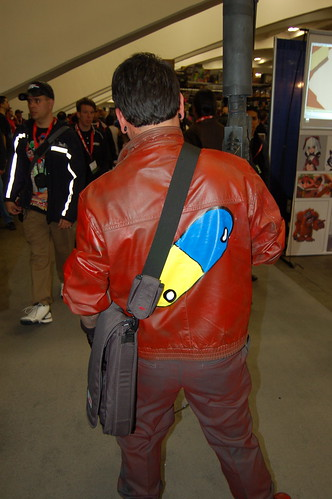 Wonder Con 2010: Shotaro Kaneda's Jacket