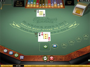 High Streak Blackjack Gold