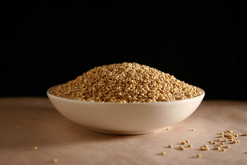 Quinoa, the supergrain