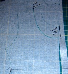 Jalie 2005 Maternity Alterations: Scooped Neck Detail