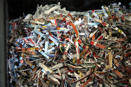 4496541379 8c29f5923b Win an HSM Shredder: Make Recycled Packaging!
