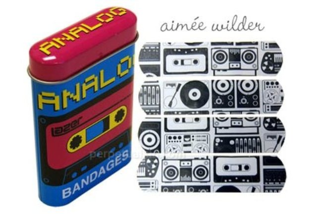 Analog-Bandages