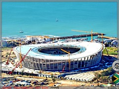 COUNT DOWN!! (IMMORTAL MER ll Khaled Waleed) Tags: world cup southafrica construction photographer fifa soccer under capetown player saudi arabian 2010