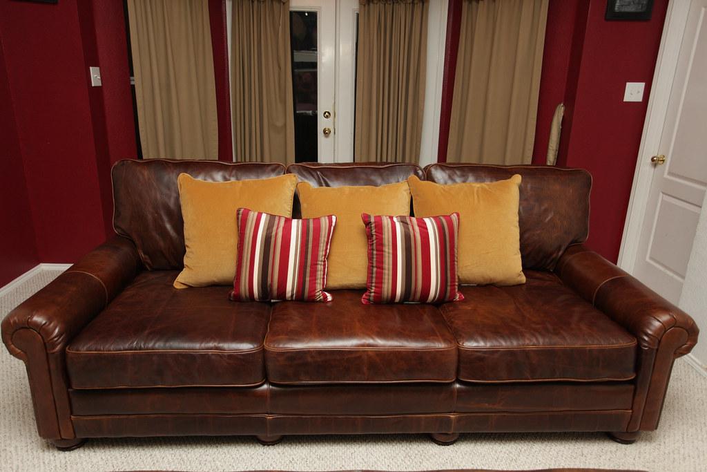 Restoration Hardware Lancaster Sofa Knock Off Refil Sofa