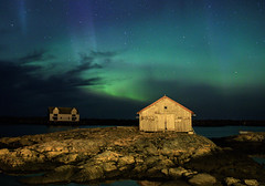 Nordlys by kjelljoran, on Flickr