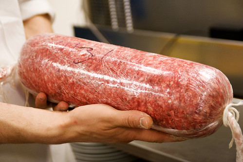 meat log!