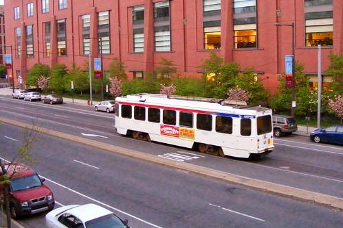 Streetcar, University Ave