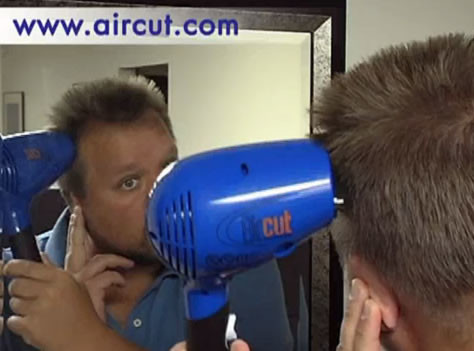 AirCut Cuttting a Crew Cut Hairstyle by air_cut