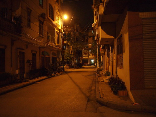 Hanoi Night Street