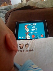 iPad Cat In the Hat