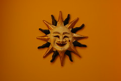 Sun (smallmotorskills) Tags: sun art yellowsun smilingsun artsun asiansun