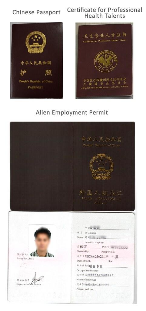 中国官方文件