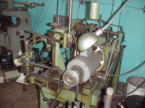 Janvier machine