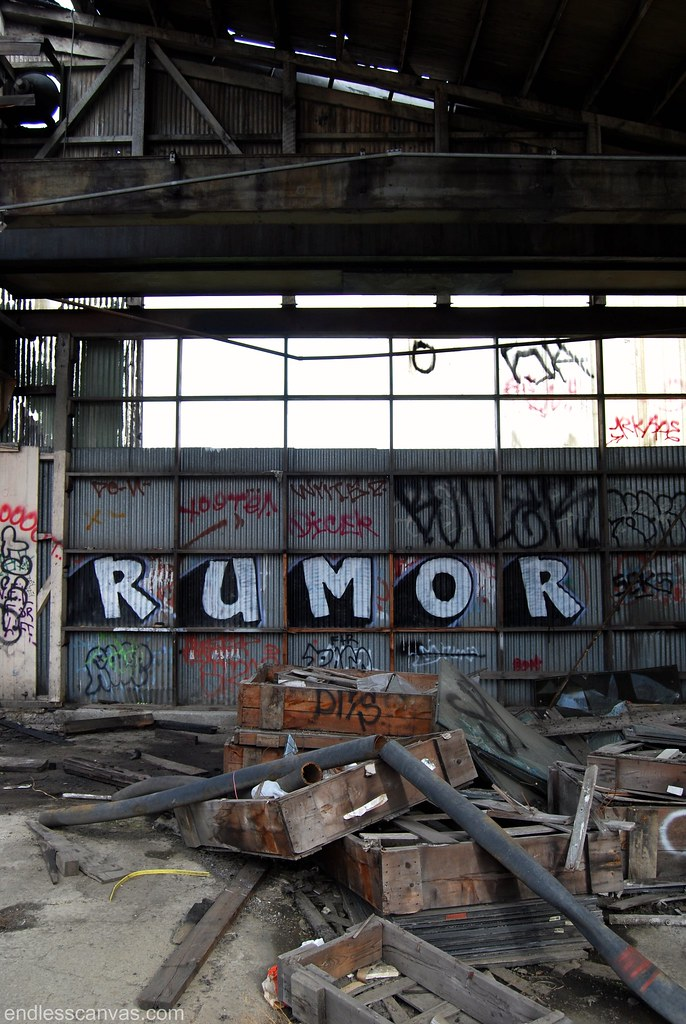 Rumor Graffiti.