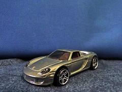 Porsche Carrera GT (JoaoJorgetto) Tags: miniature porsche hotwheels carro gt miniatura carrera supersport diecast superesportivo
