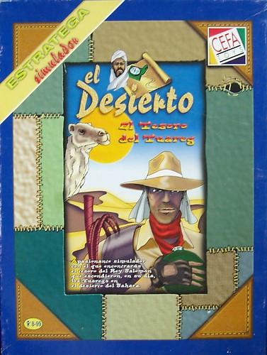 el Desierto de Cefa Toys