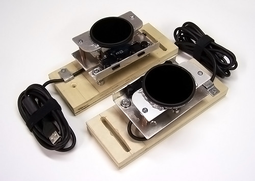 Camera mounts with IR filters