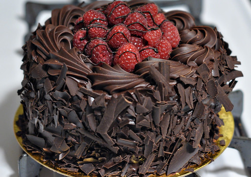 Chocolate Raspberry Torte from Byerly's