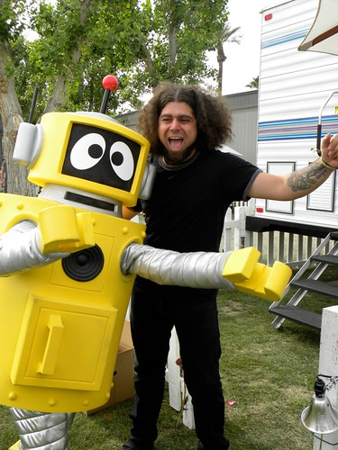 Plex and Claudio Sanchez