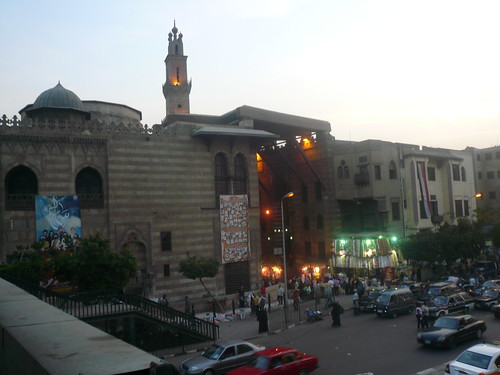 Medieval Cairo - near the market