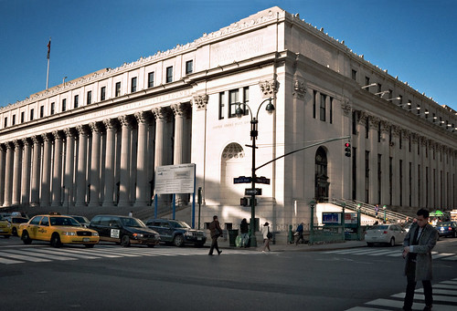 James A. Farley Building (1912), 421 Eighth Avenue, New York, New York