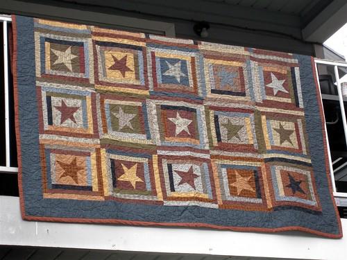 Logan's quilt