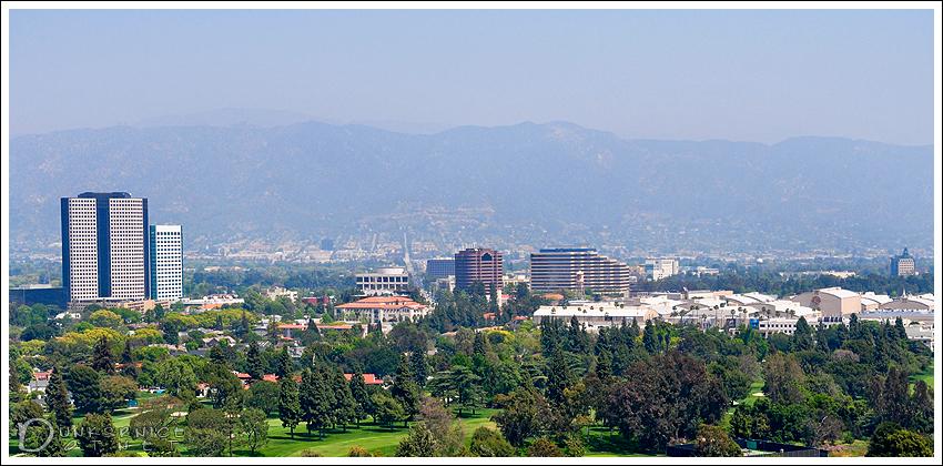 L.A, California.
