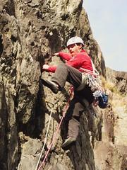 Craig Ddu, Llanberis Pass
