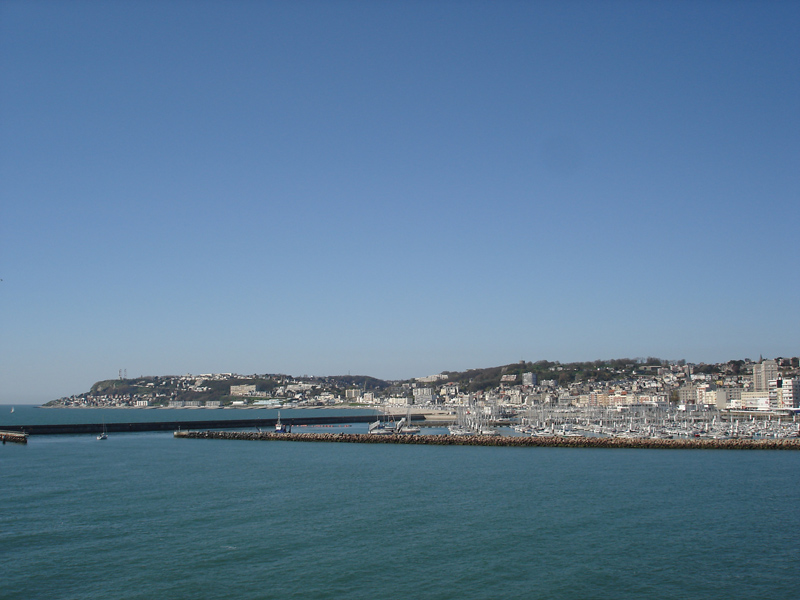 Ferry Le Havre 2